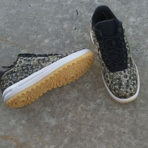 Nike Air force 1 Duckboot Low Unisex Msrp $160